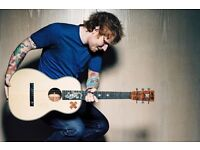 2x Ed Sheeran STANDING Tickets For Sale - Monday 1st May - o2 Arena