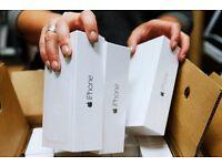 BRAND NEW - APPLE iPHONE 7 JET BLACK 128GB + Apple receipt