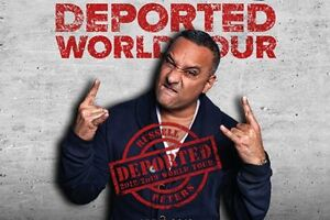 1 SHOW ★★RUSSELL PETERS ★Canadian Tire SUN Nov 18 8PM★★