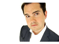 2 x Jimmy Carr Tickets Live @ Hackney Empire 1-11-16 £150 For Both