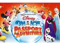 3 x Disney onnice tickets