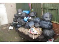 House Clearance - Waste Removals - Rubbish Removal - Cheaper than a skip we do all the work!!