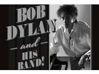 2 X Bob Dylan tickets at Liverpool Arena sell out show