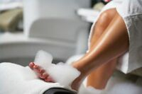 START YOUR CAREER WITH PEDICURES