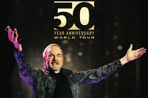 Neil Diamond Tickets for June 2nd at The Palace of Auburn Hills