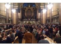 Events Assistant - Beer Festival
