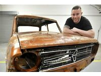classic minis wanted barn finds garage clearance from longbridge tunnel mini salvage
