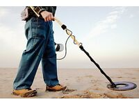 WANTED: Metal Detector