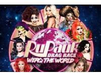 Ru Paul Drag Race Tickets