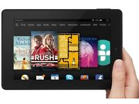 KINDLE FIRE HD 7,MINT CONDITION COMES WITH CHARGER