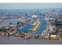 Sunny Docklands Flat - near Canary Wharf & Central London