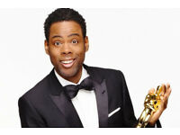 2 x Chris Rock 'Total Blackout Tour' Tickets Seated Together London O2 Sat 27th Jan, 2018