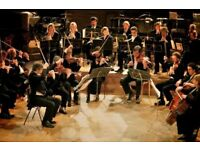 JOIN OUR FANTASTIC ORCHESTRA: OPEN REHEARSALS IN SEPTEMBER !