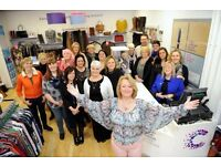 Cancer Research UK Charity Shop Volunteer – Burgess Hill