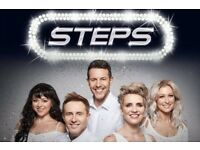 Steps @ SSE Hydro Glasgow - Thursday 7th December - GOOD Seats!