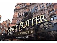 1 tix - Harry Potter and the Cursed Child - Oct 30 Balcony £129