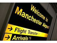 South Liverpool to Manchester Airport Transfers