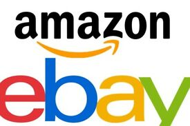 Business Partner ebay and Amazon co uk cooperation - listing of items and sales