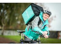 Deliveroo set for bike riders