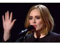 Excellent Adele Club Wembley Tickets LAST SHOW 2/7/17