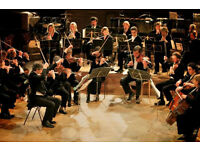 JOIN a great ORCHESTRA as we start a NEW PROGRAMME!