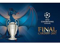Champions League Final room to rent, Cardiff