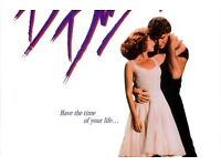 2 x tickets SECRET CINEMA - DIRTY DANCING Sat 16th July **SOLD OUT EVENT**
