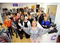 Cancer Research UK Charity Shop Volunteer – Carshalton