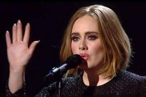 1x Adele L2 31 Row K   (Melbourne 18th March) Yarraville Maribyrnong Area Preview
