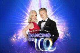 *CHEAPEST* Dancing on Ice Tickets - VIP SEATS - Wembley Arena, London - Saturday 24th March 2018