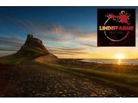 X 2 Lindisfarne Festival Weekend tickets £70.00