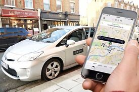 TOYOTA PRIUS UBER READY **ONLY £110 PER WEEK**