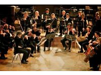 NEW YEAR RESOLUTION: Join a friendly ORCHESTRA in Edinburgh!