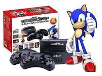 Sega mega drive mini classic console brand new