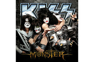 Kiss-Monster cd(new/sealed) + bonus
