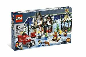 LEGO : Item 10222 : Winter Village Post Office