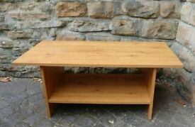Wooden TV stand unit. Good condition!