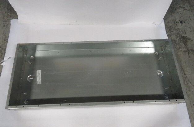"""Square D MH50 Steel Enclosure Box 50""""Lx20""""Wx5.75""""H  NOP"""