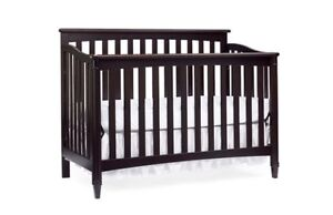 4-in-1 convertible crib for sale - $300