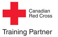 Casual Red Cross First Aid Instructor