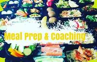 Prepared Meals & Meal Prep Coaching