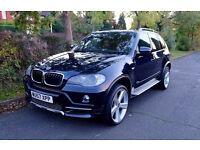 7 Seats Alpina styling FSH 2007 BMW X5 3.0 30d SE