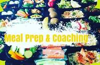 Prepared Individual & Family Meals & Meal Prep Classes