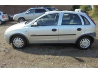Automatic Vauxhall corsa 1.4 for sale