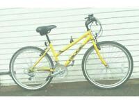Ladies Vogue lightweight bike