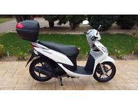 Honda vision 110 excellent bike with 500 miles