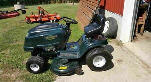 Yardworks Riding Lawn Mower