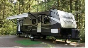 2017 Springdale Travel Trailer for rent
