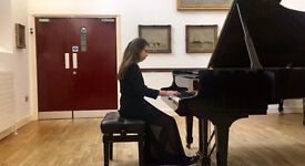 PIANO lessons at RWCMD for any grade, English, Italian and German speaking student