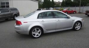 ACURA TL WITH NAVI, BLUETOOTH, COMMANDSTART AND MORE